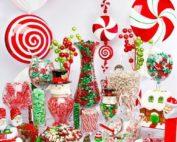 Candy Bar Navideño