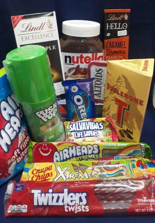 Dulces y Chocolates Importados